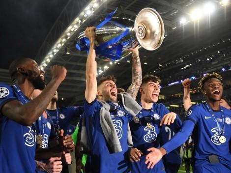 Top 5 picks to win 2021–22 UEFA Champions League