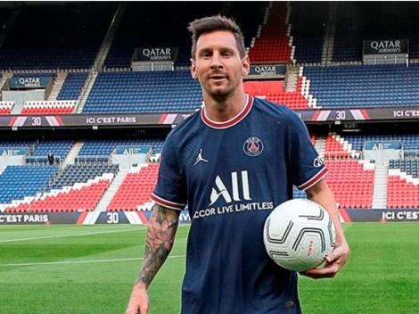 Vuelve Messi a la Champions: posible 11 de PSG vs Brujas