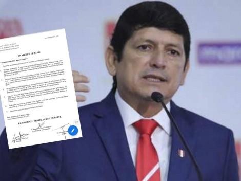 Pierde Lozano y la FPF: TAS falló en su contra y no podrán realizarse las elecciones