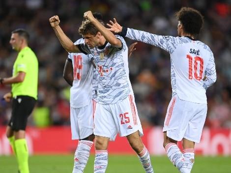 No reencontro após goleada história, Bayern de Munique vence o Barcelona no Camp Nou