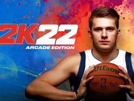 Anuncian NBA 2K22 Arcade Edition para Apple Arcade