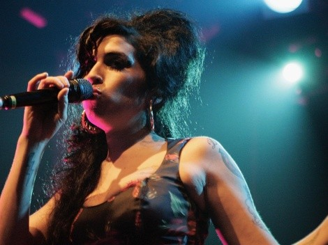 Las canciones más escuchadas de Amy Winehouse en Spotify