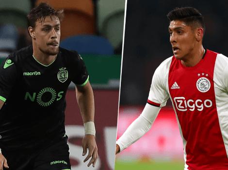 EN VIVO: Sporting Lisboa vs. Ajax por la Champions League