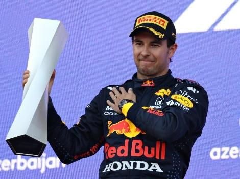 ¿Cuántas victorias tiene Checo Pérez en la Fórmula 1?