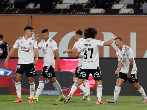 Colo Colo vence a Everton y celebrará el 18 como superlíder del Campeonato Nacional 2021