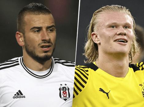 EN VIVO: Besiktas vs. Borussia Dortmund por la Champions League