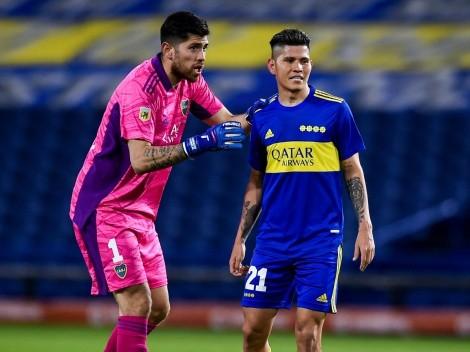"""A Rossi le preguntaron por la Selección Argentina pero habló de Boca: """"Es lo más grande que hay"""""""
