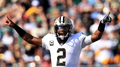Starting Quarterback Jameis Winston of the New Orleans Saints (Getty)