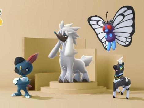 Furfrou llega a Pokémon GO en el nuevo evento Semana de la Moda