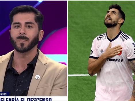 Herrera exige renovación de Larrivey y lo compara con el Matador Salas