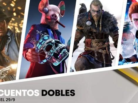 Comienza la promoción Descuentos Dobles en la PS Store para juegos de PS4 y PS5