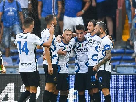 Inter tiene formación confirmada para enfrentar al Real Madrid por Champions