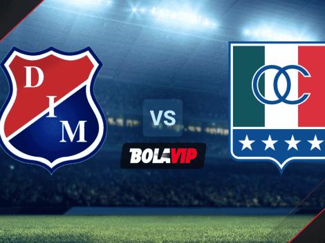 ◉ EN VIVO: Independiente Medellín vs. Once Caldas