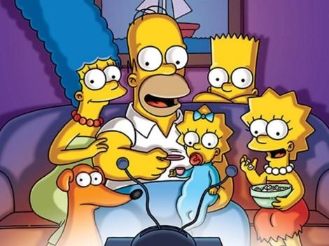 Cómo se verían Los Simpson si fueran personas reales