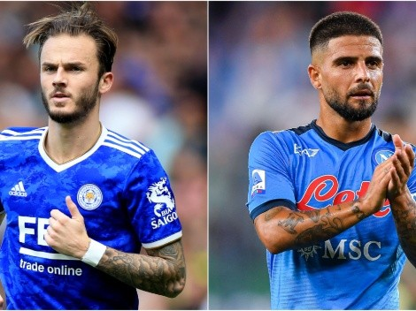 Leicester vs Napoli: Predictions, odds, and how to watch 2021-22-22 UEFA Europa League in the US