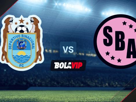 Qué canal transmite Deportivo Binacional vs. Sport Boys por la Liga 1 de Perú 2021