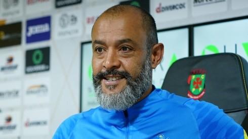 Tottenham Hotspur head coach Nuno Espirito Santo. (Getty)