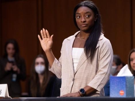 VIDEO: El discurso de Simone Biles por escándalo de abuso en equipo de gimnasia