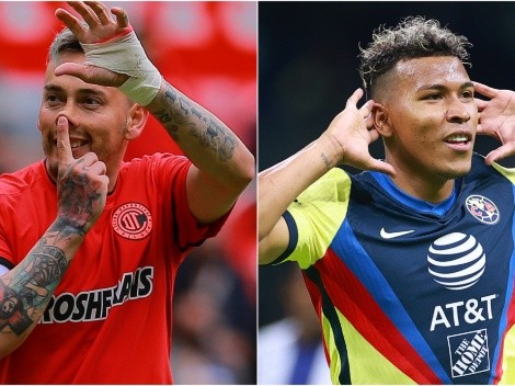 Toluca vs Club America: Date, Time, and TV Channel in the US for Round 9 of 2021 Liga MX Torneo Apertura