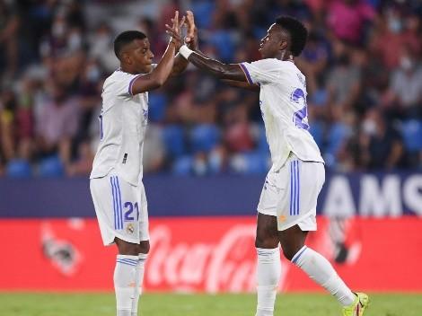 Veja como foi o gol salvador de Rodrygo, para dar a vitória ao Real Madrid contra a Inter de Milão