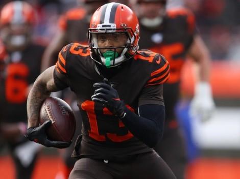 El entrenador de Cleveland Browns decide el estado de Odell Beckham Jr en la NFL