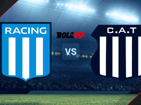 Cómo VER Racing Club vs. Talleres de Córdoba por la Liga Profesional: día, hora y canal de TV