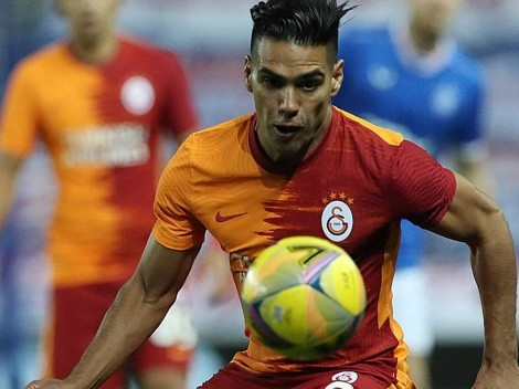La millonada que se tuvo que bajar Galatasaray para echar a Falcao de Turquía