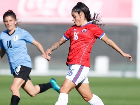 Chile Femenina derrota a Uruguay en partido amistoso