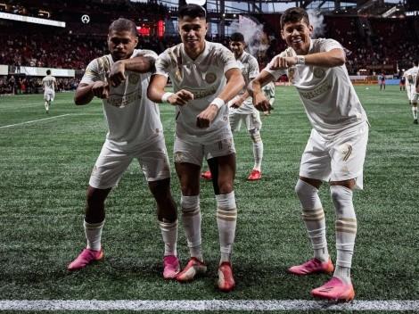 VIDEO: Josef Martínez aumenta la cuenta para el Atlanta United con su séptimo gol