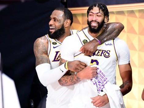 LeBron James atento: Las claves para que Los Angeles Lakers ganen el anillo NBA 2021