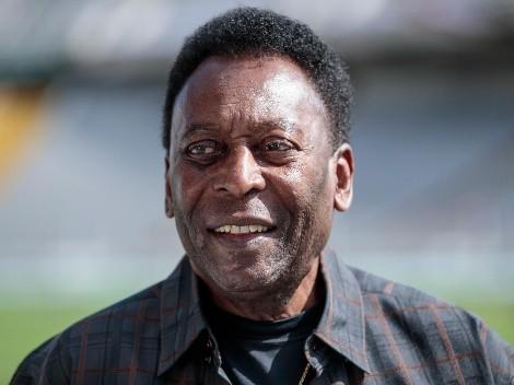 """Pelé homenageia a Zizinho, que completaria 100 anos: """"Meu primeiro ídolo"""""""