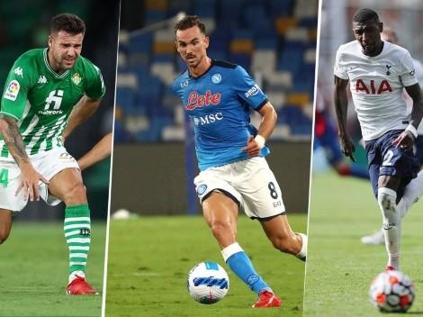 Un jueves cargado de fútbol en el Viejo Continente: se juega Europa y Conference League