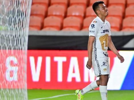 ¡Minutos fatales para Pumas! Expulsión de Saucedo y gol de Colombato para León