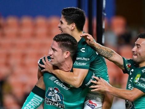 León no transpiró para derrotar a Pumas y avanzar a la final de Leagues Cup