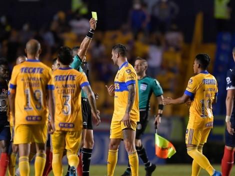 El árbitro para Monterrey vs Tigres