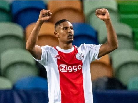Sébastien Haller: de no ser inscripto por Ajax por olvido a un póker histórico