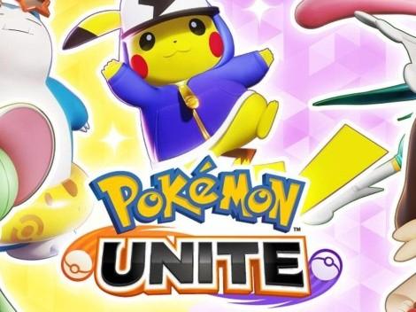 Pokémon UNITE alcanza un nuevo récord y lanza recompensas gratuitas