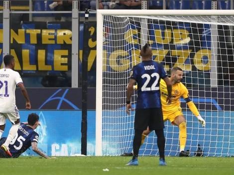 Hinchas del Madrid tildan de mascota a Vidal en derrota por Champions League