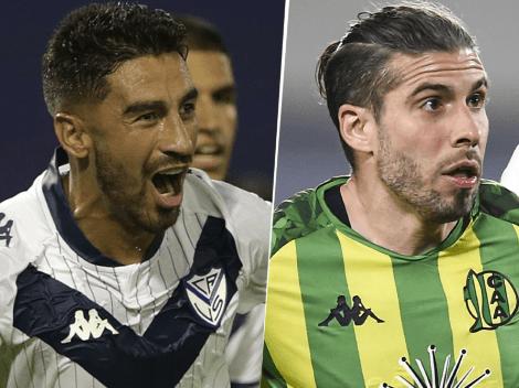 EN VIVO: Vélez vs. Aldosivi por la Liga Profesional