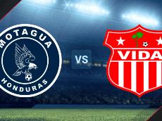 Motagua vs. Vida EN VIVO y EN DIRECTO por la Liga Nacional de Honduras: hora, canal de TV y minuto a minuto