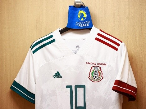 México estrenaría escudo en el Mundial de Qatar 2022