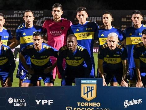 Vuelve Cardona: los convocados de Boca para jugar ante Atlético Tucumán