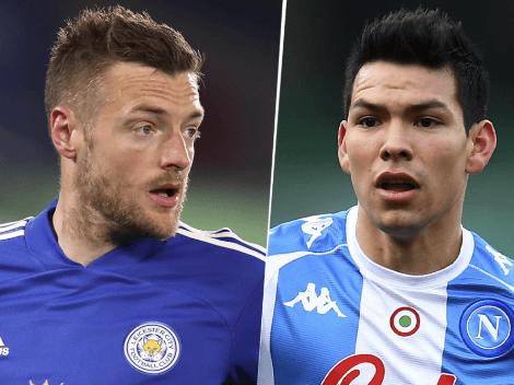 EN VIVO: Leicester vs. Napoli por la Europa League