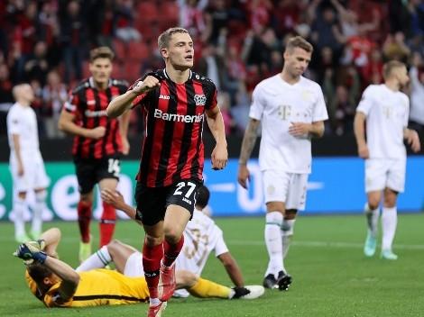 Aránguiz deja atrás las molestias físicas e ingresa en triunfo del Leverkusen por la UEL