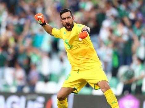 Remontada épica del Betis con Bravo como titular en la Europa League