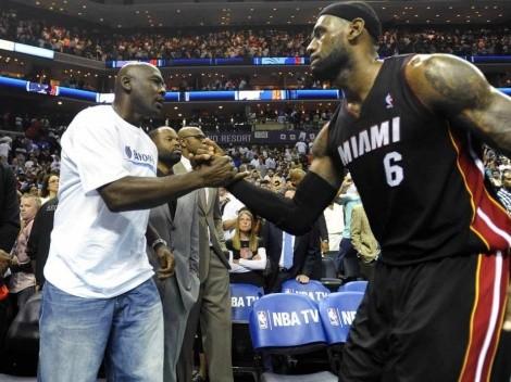 Jordan y LeBron estarán en lista de los 75 mejores en la historia de NBA