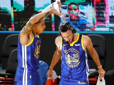 Salario de Juan Toscano en la NBA, muy lejos del de Stephen Curry