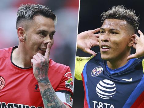 EN VIVO: Toluca vs. América por la Liga MX