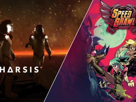 Epic Games Store está com Speed Brawl e Tharsis grátis até 23 de setembro; Veja como baixar