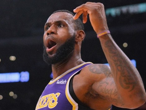 Le faltaron el respeto a LeBron: Le dan insólito lugar para ganar el MVP